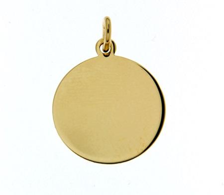 gouden hanger ketting