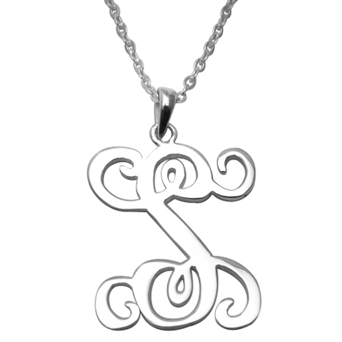 Naamketting monogram 281