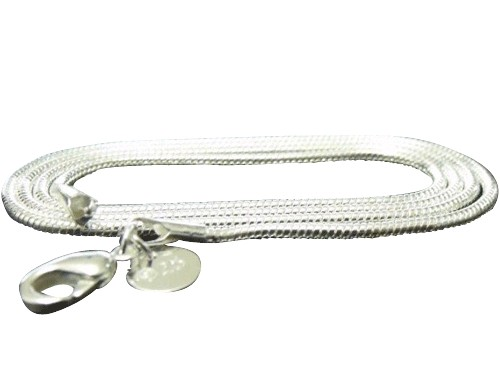 | Ketting 925 zilver 1mm