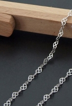Ketting 089 sterling zilver 18''