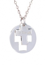Ketting stamped 034 Cross