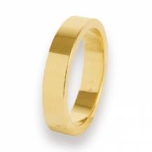 Hedendaags Smalle gouden ring graveren LJ-08