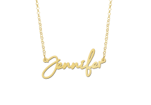 Naam ketting Jennifer Names4ever