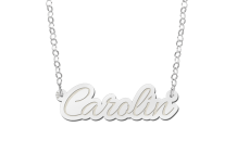 Naam ketting Carolin Names4ever detail